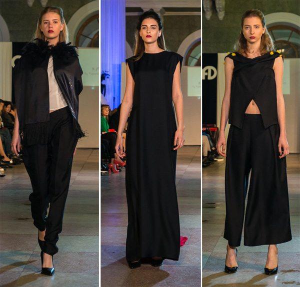 Одежда украинских дизайнеров: MAKAROVA FW 2016-2017