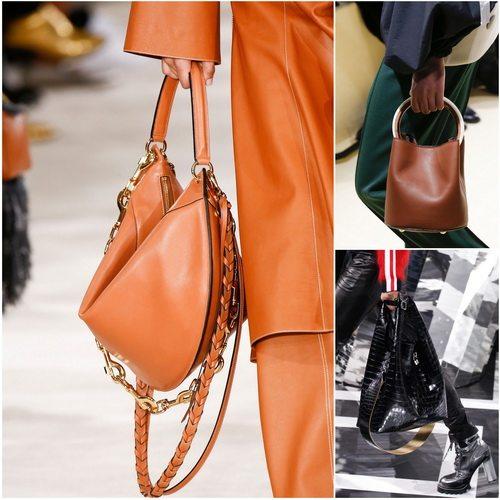 Сумка-мешок осень-зима 2016-17: Loewe, Marni, Louis Vuitton