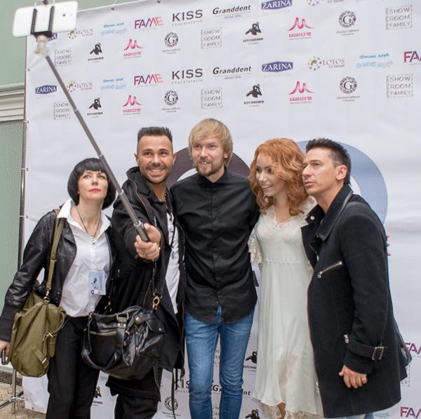 Гости показов осенне-зимних коллекций украинских дизайнеров