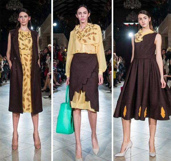 Женская одежда от украинского бренда КЕКА