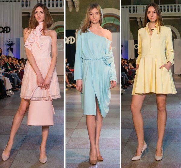 Платья в романтическом стиле от польского дизайнера LENA LARGO