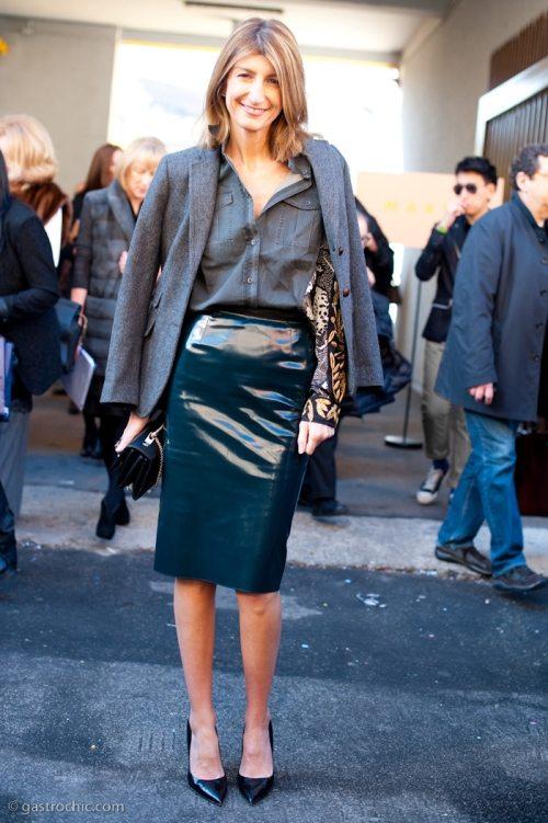 Сара Ратсон сегодня — главная по закупкам в сетевом магазине мультибрендовой одежды Yoox и Net-а-Porter Group
