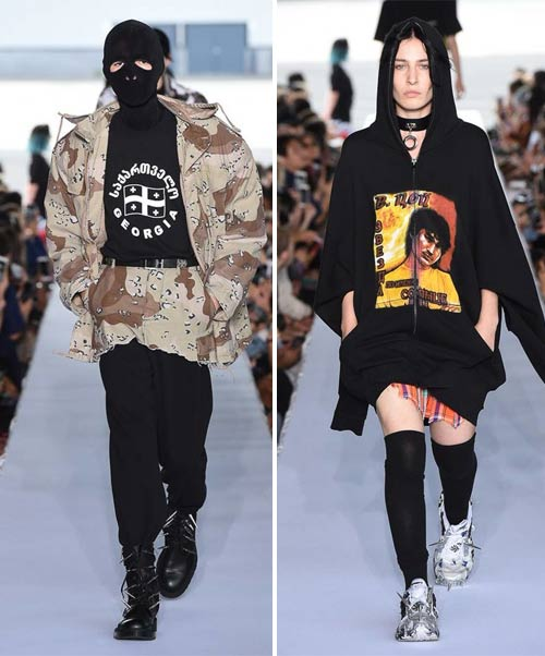 Коллекция Vetements SS 2019