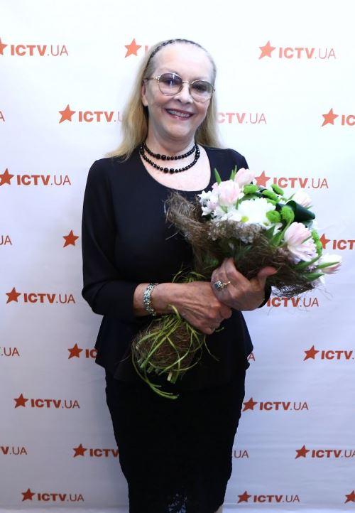 Барбара Брыльска (2016 год) накануне 75-летия