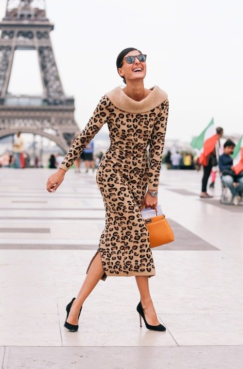 Джованна Батталья — икона уличного стиля