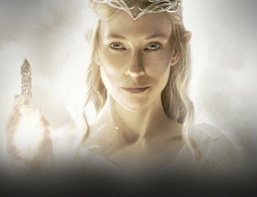 Кейт Бланшетт в роли владычицы эльфов Галадриэль в фильме «Властелин колец»