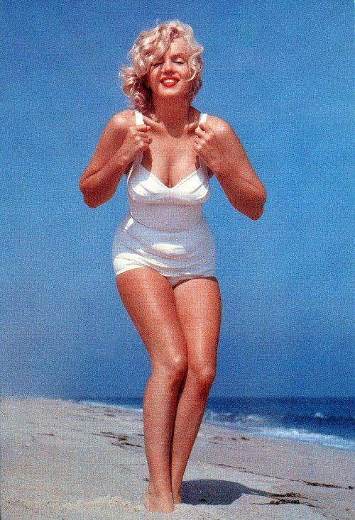 Мэрилин Монро не снималась обнаженной, но всегда излучала невероятную чувственность