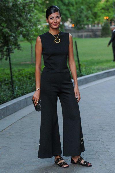 Черный - это стильно и эффектно