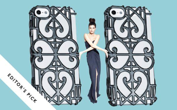 Дизайн обложки iPhone разработанный Джованной Баттальей