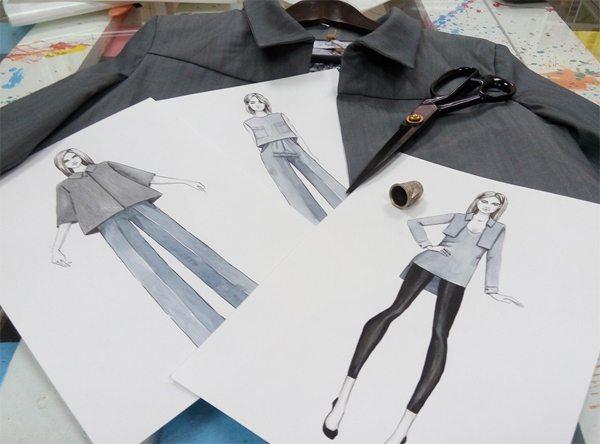Одежда украинских дизайнеров: Надеждда Сорочан