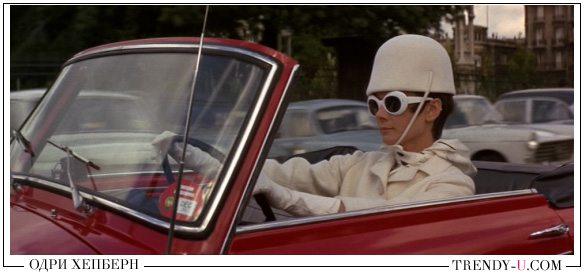 Солнцезащитные очки - неотъемлемая часть стильного образа