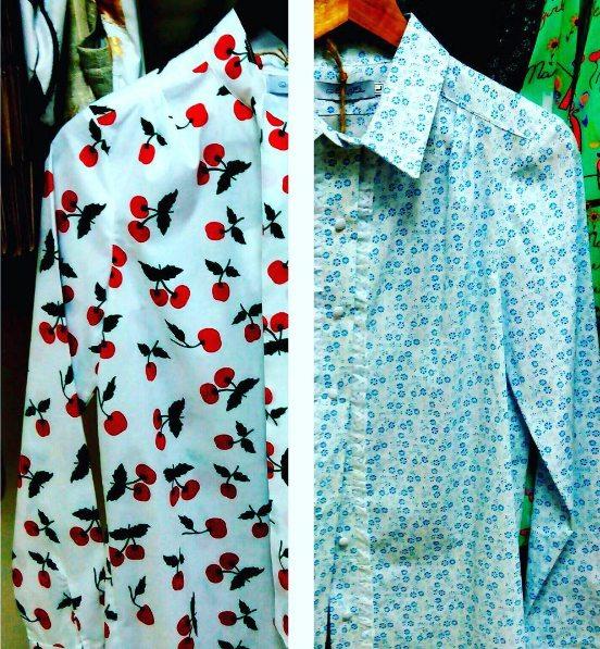 Одежда украинских дизайнеров: стильные рубашки