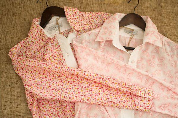 Одежда от украинских дизайнеров: рубашки