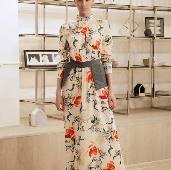 Платье от украинского дизайнера