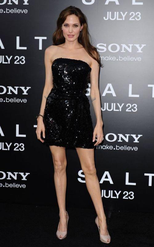 Анджелина Джоли (фото сейчас) — одна из красивейших женщин современности