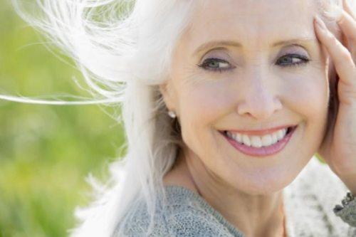 Макияж для женщин после 50 лет фото