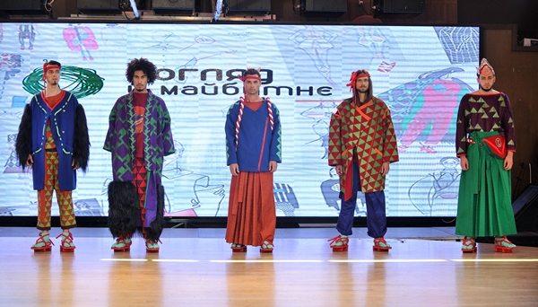 Коллекция одежды для мужчин молодого украинского дизайнера Катерины Ларченко