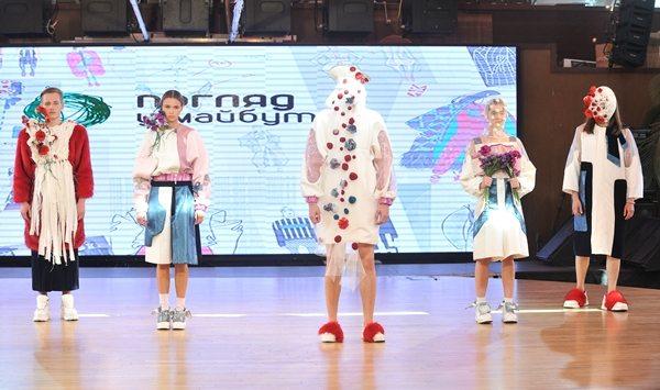 Коллекция украинского дизайнера одежды Татьяны Шумейко: народные мотивы на современный лад