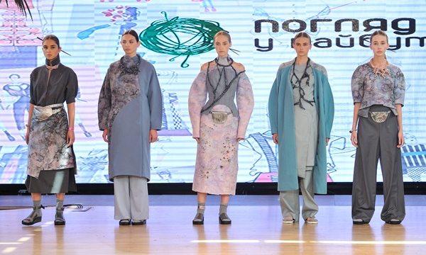 Молодые украинские дизайнеры Валентина Юзюк и Катерина Лебедь: тандем для женственной коллекции