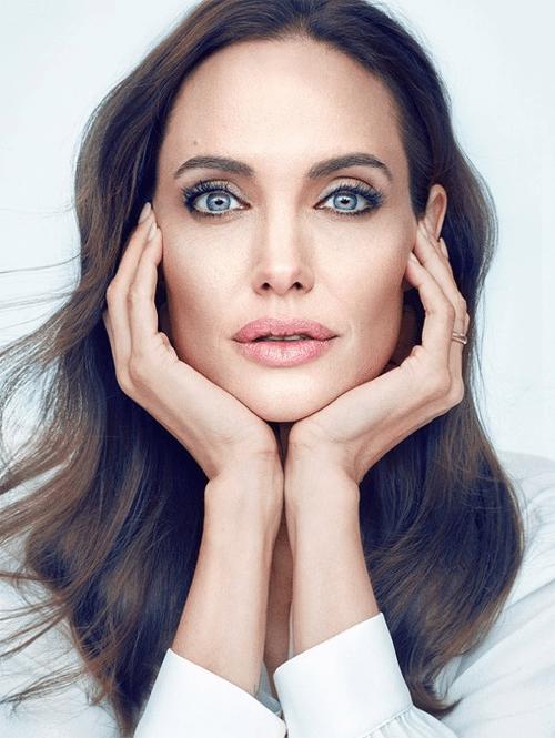 Анджелина Джоли 28 мая 2016