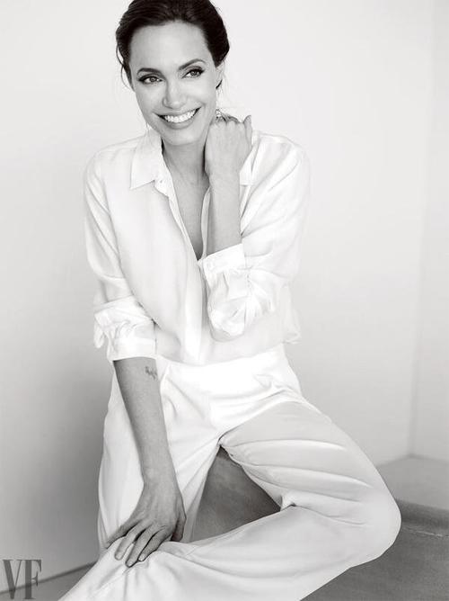 Анджелина Джоли, 26 марта 2016