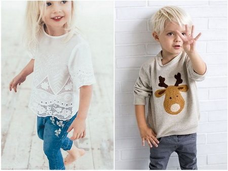 Zara один из самых популярных брендов, создающих одежду для всей семьи