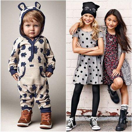 a889fd4389ab Детская одежда для разных возрастов от шведской компании H M