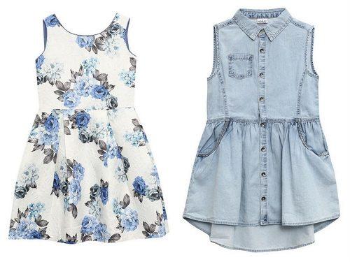 Молодой итальянский бренд одежды для детей Blukids