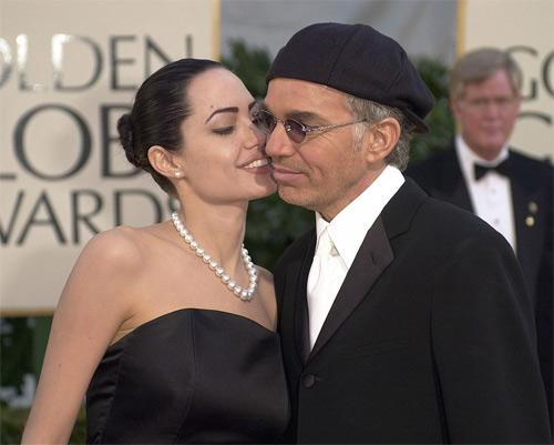 Анджелина Джоли сейчас, 2017. С Билли Боб Торнтон