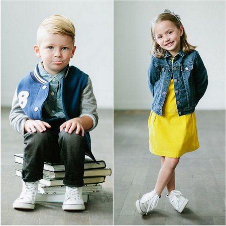 Американский бренд Gap, выпускающий взрослую и детскую одежду