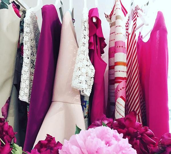 Шоурум украинского дизайнера одежды Елены Бурбы в Одессе