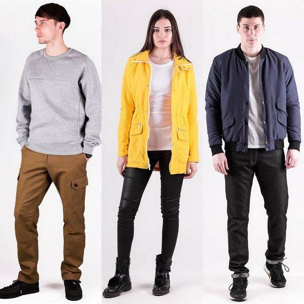 Мужская и женская верхняя одежда от украинского бренда 7Mountains