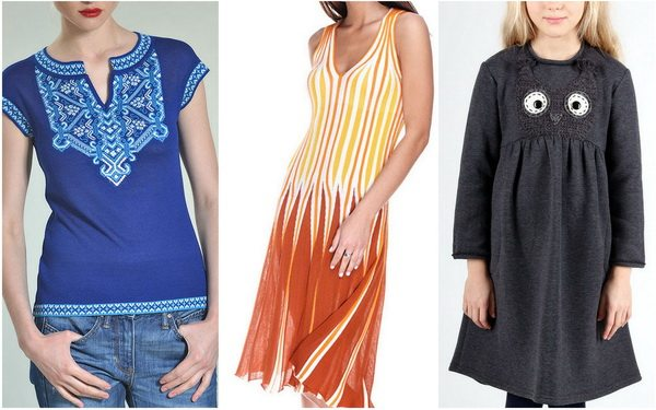 Украинский бренд молодежной и детской одежды из трикотажа Rito