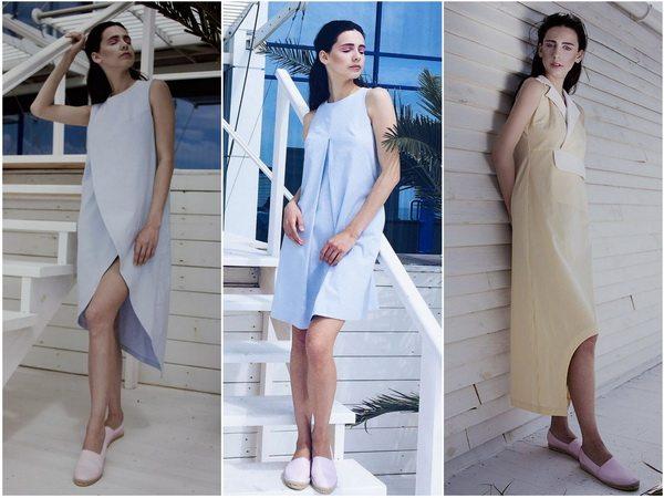 Платья от КЕКА – молодого украинского бренда одежды