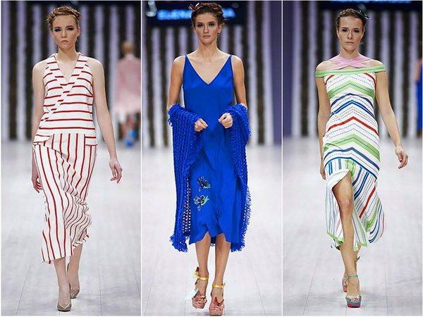 Платья Елены Бурбы –известного украинского дизайнера