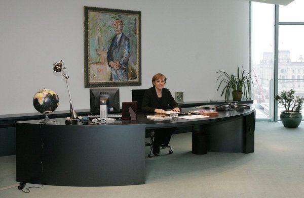 Ангела Меркель (2016 год) названа Forbes самой влиятельной женщиной мира