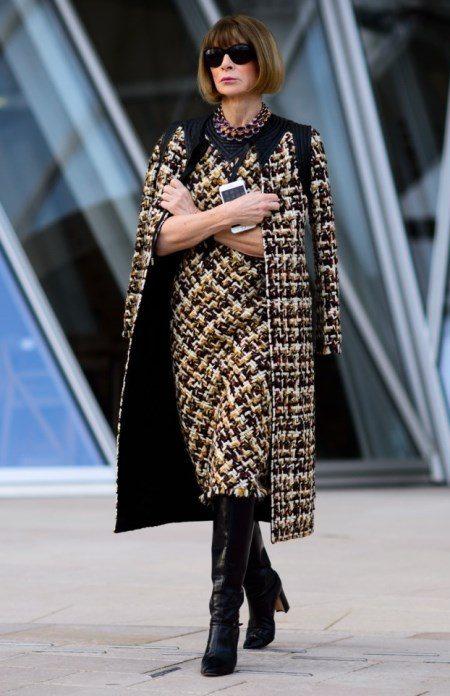 «Железная леди в мире моды»: Анна Винтур