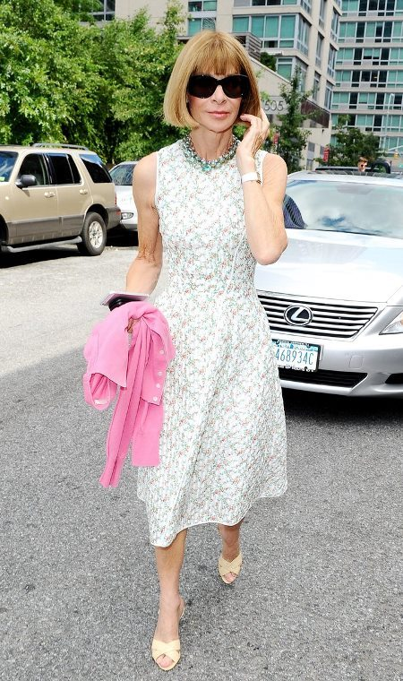 Анна Винтур: чтобы выглядеть стильно, необязательно одеваться дорого