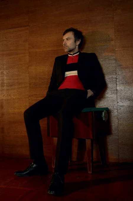 Святослав Вакарчук (фото 2016) для Vogue
