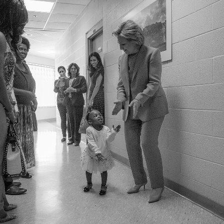Фото из Twitter-аккаунта Хиллари Клинтон