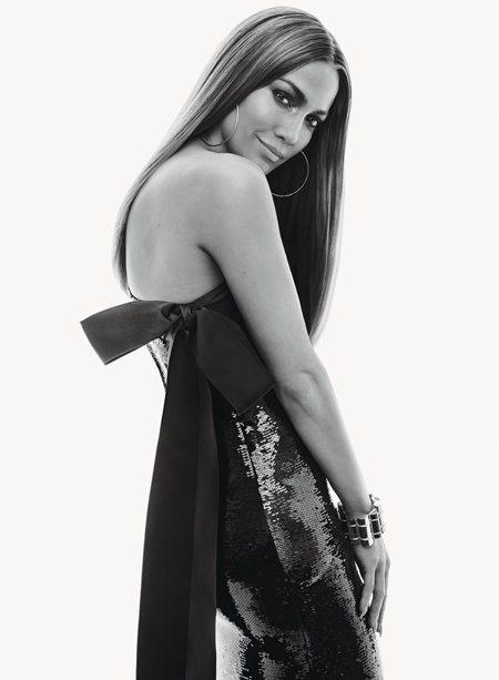 Дженнифер Лопес: фото для W Magazine