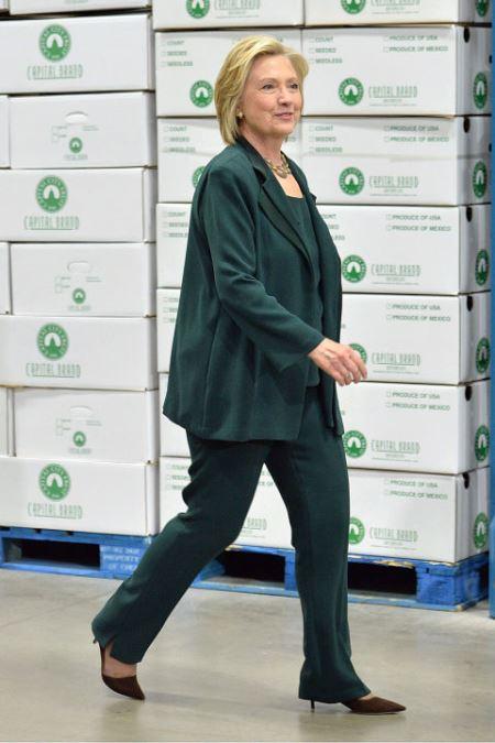 Стиль Хиллари Клинтон