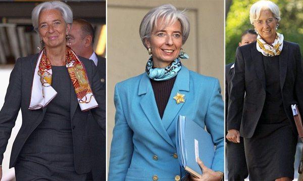 Деловой стиль успешной женщины 50+. Шейные платки - любимый аксессуар