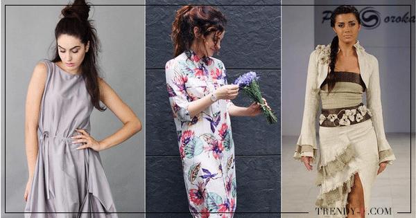 7 лучших украинских брендов одежды