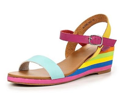 Модные босоножки для лета 2016 украинского производства