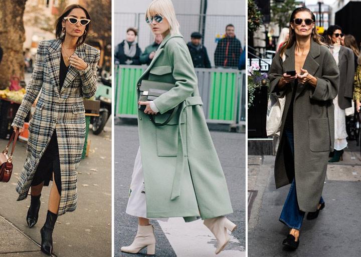 Модные пальто на несколько сезонов
