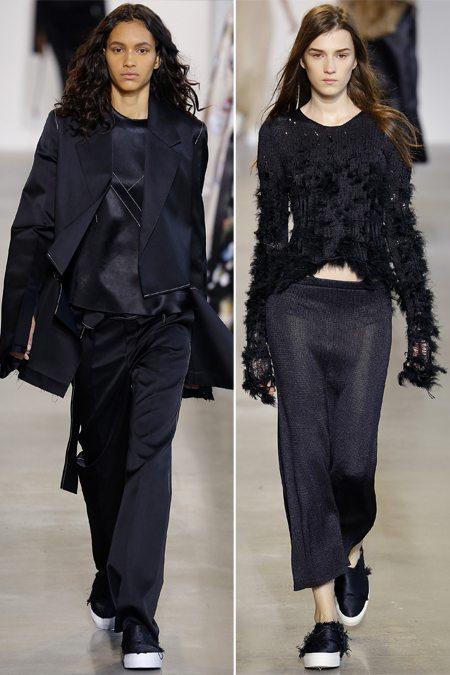 Модные слипоны из коллекции Calvin Klein