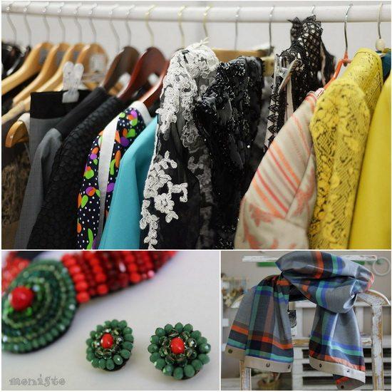 Львовский шоу-рум Нiша продает одежду и аксессуары украинских дизайнеров