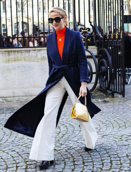 Модный лук осень 2016