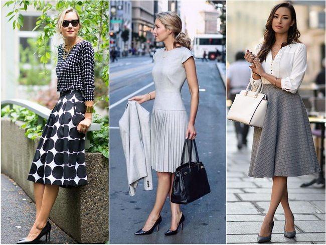 Платье или юбка с плиссировкой или в складку на 1 сентября для мам и учителей